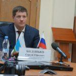 Карпинец, депутат Госдумы Сергей Бидонько, рассказал о том, как намерен работать