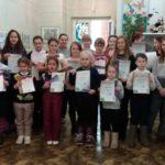 Карпинских юных художников наградили за победу в конкурсе