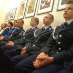 Среди гостей были воспитанники карпинских военно-патриотических клубов