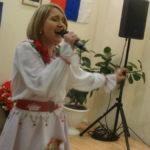Артисты исполняли задушевные песни о родине и о родителях