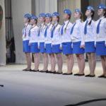 """На празднике отметили школьный военно-патриотический отряд """"Рысь"""""""