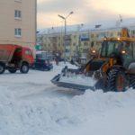 После сильных морозов в Карпинске – небольшое потепление