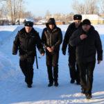 Свердловские полицейские задержали подозреваемых в стрельбе по сторожам закрытого химзавода Красноуральска