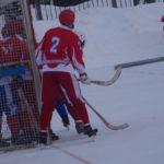 Карпинские хоккеисты уступили лидерам в Среднеуральске. В запасе - пара игр