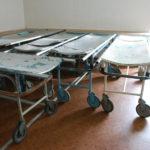 В Карпинске от огнестрельного ранения скончался мужчина