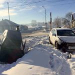 В Карпинске после ДТП водитель обратился к врачам
