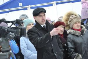 На пикете присутствовали все СМИ города