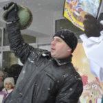 Олег Лопаев поднял 24-килограммовую гирю ровно 60 раз