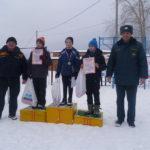 В Карпинске прошли лыжные гонки памяти погибших спасателей