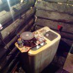 Карпинец наркопритон «открыл» в бане