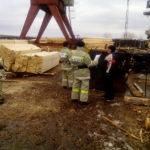 Сосновский леспромхоз - территория огнеопасная