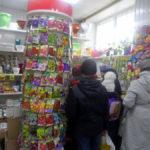 В магазине семян - очередь