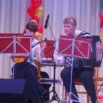 Минута настройки инструментов - и в зал вновь польется красивая мелодия