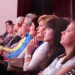 Зритель в Карпинске очень благодарный и тонко чувствующий