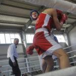 Боксерам запрещается наносить удары ниже пояса, держать друг друга, толкаться, кусаться, плеваться и бороться