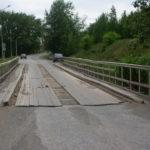 Мост в заречную часть Карпинска должны закрыть. Дорога - в объезд