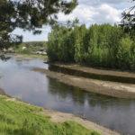 Карпинцы озабочены обмелением реки Турьи