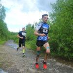 Ближе к финишу спортсмены бежали из последних сил