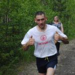 Многие бегуны даже позировали для фотографий