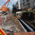 Три улицы в Карпинске без воды - коммунальщики ищут порыв центрального водопровода