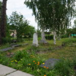 «Я очень благодарна за память!» Праправнучка побывала на могиле предков в Карпинске