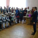 Учеников поздравил председатель Думы Виктор Гутаренко