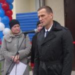 На торжественном открытии жилого дома также присутствовал депутат Законодательного собрания Свердловской области Владимир Ильиных