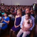 В ГДК зрители пришли семьями