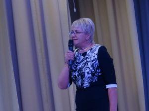 С грядущим праздником гостей мероприятия поздравила заместитель главы по социальной политике Жанна Алферова