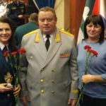 Староста карпинского поселка стала победителем конкурса «Созвездие мужества»