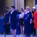 Особенно душевно с праздником всех поздравила директор КМТ Елена Исакова