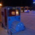 Минусы ледового городка: освещение елки и ошибки в цифрах