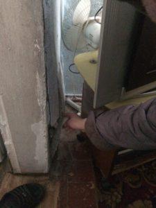 В жилых квартирах все очень плохо – они разрушаются
