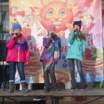 На празднике выступали юные артисты Городского дворца культуры