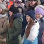 Среди гостей мероприятия были как взрослые, так и молодые карпинцы