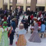 Всего на празднике побывало больше тысячи человек