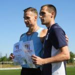Каждый из участников получил почетную грамоту и соответствующую медаль