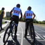 На старт вышли карпинские ветераны спорта Анатолий Моисеев и Михаил Корчагин